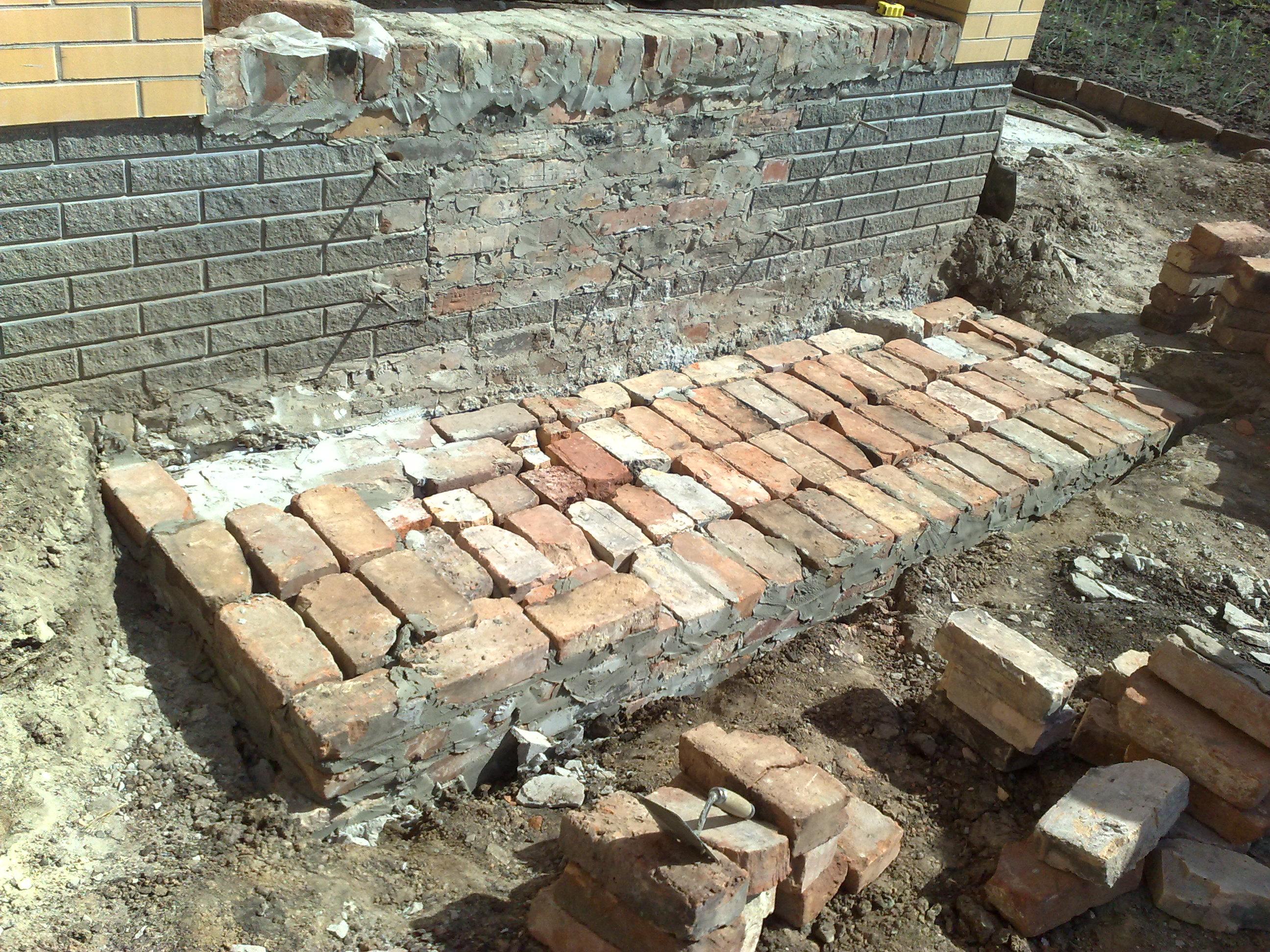 Как сделать бетонный кирпич 83
