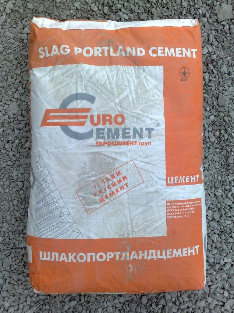 Цемент самый лучший.
