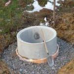 Вода из скважины на даче